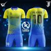 Áo bóng đá thiết kế mới nhất