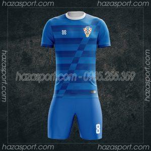 Áo bóng đá tự thiết kế mới nhất
