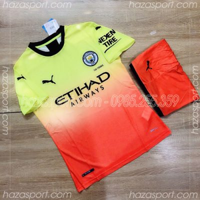 Áo Man City 2020
